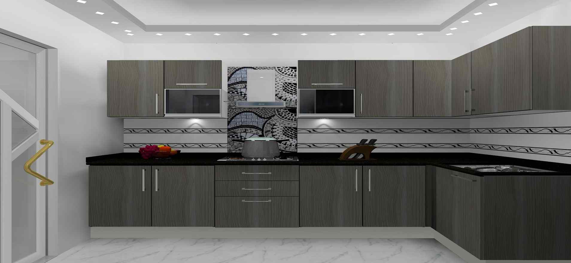 Modular Kitchen Manufacturers In Noida Modular Kitchen Design